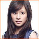 前田敦子の顔はでかい?小さい?複数の画像を比較して検証