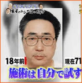 高須克弥の昔の顔
