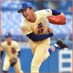 奥川恭伸投手の球速や球種は?投球フォームや変化球についても