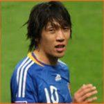 中村俊輔と嫁今井まなみの子供は何人?サッカーはしてるの?
